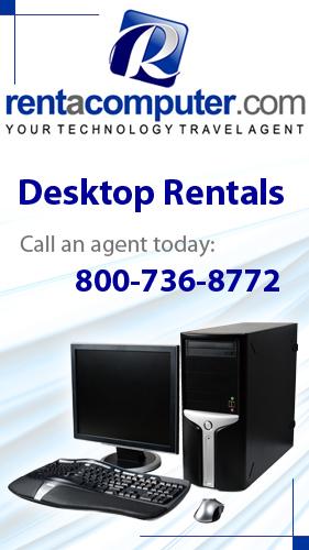 Desktop Rentals