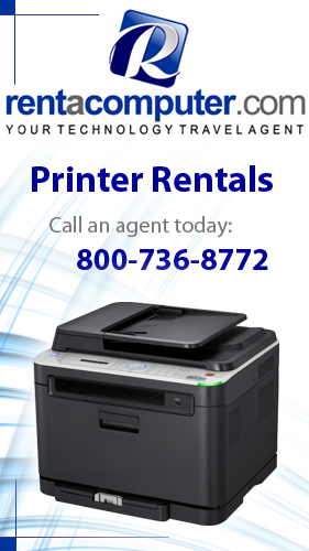 Rentacomputer.com Printer Rentals