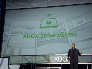 Xbox Smart Glass Unveiled at E3