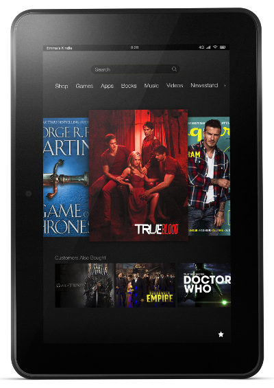 Ads on the New Special Offers Kindle Fires Are Permanent