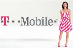T-Mobile girl
