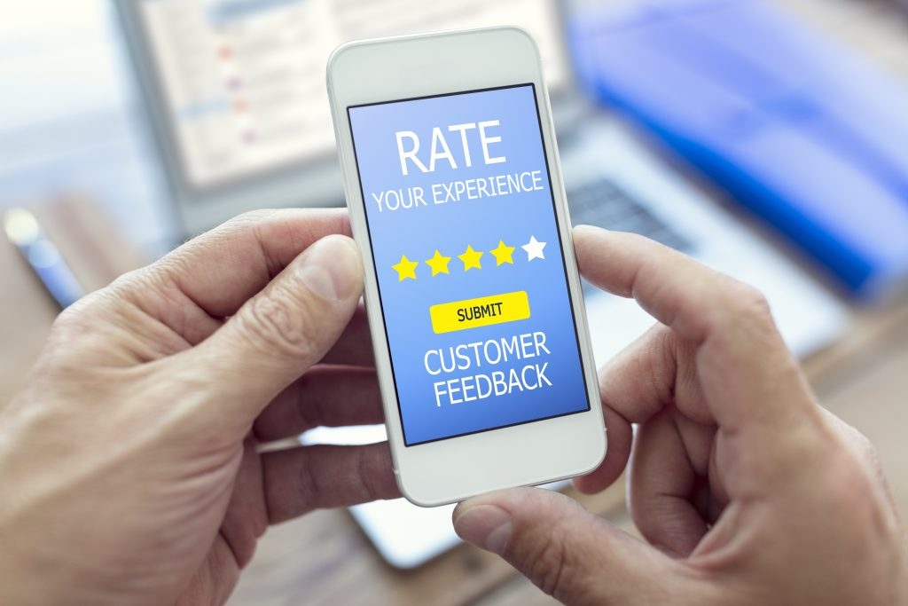 Social media provides a way to receive customer feedback