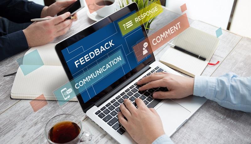 Always respond to feedback