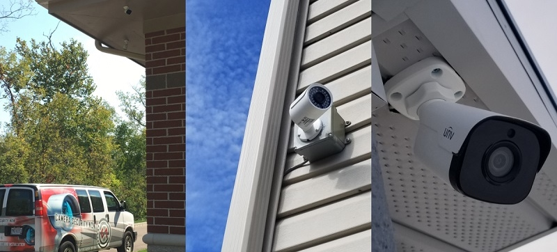 Nationwide camera and security installation